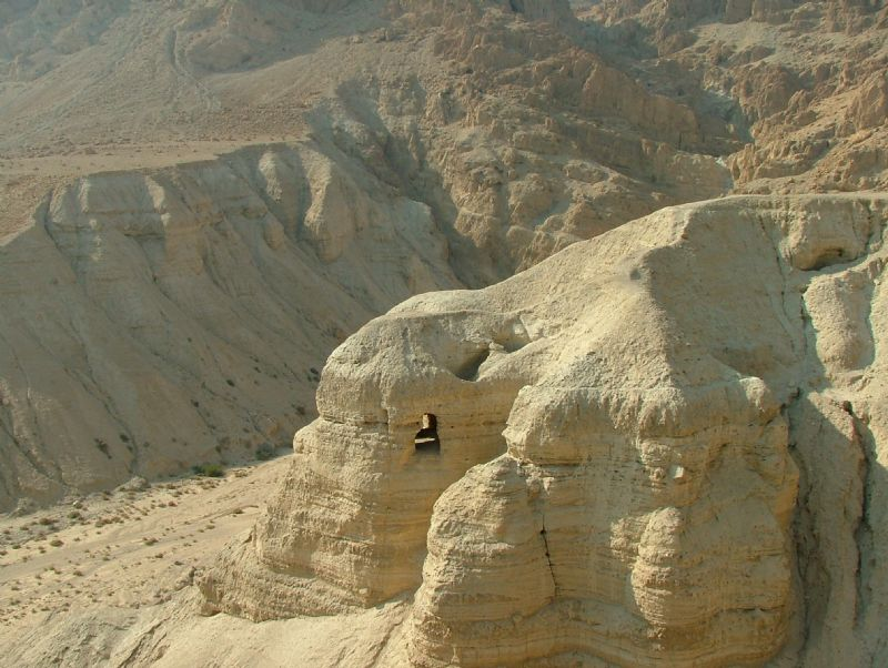 Qumran and Masada