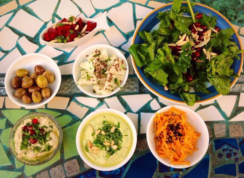 7 great vegan food options available for you in Tel Aviv