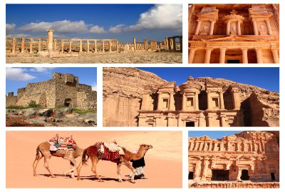 Petra and Wadi Rum 2 Day Tour From Eilat - Only $250