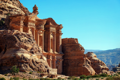 Petra And Wadi Rum Tour From Eilat - 3 Days Only $280