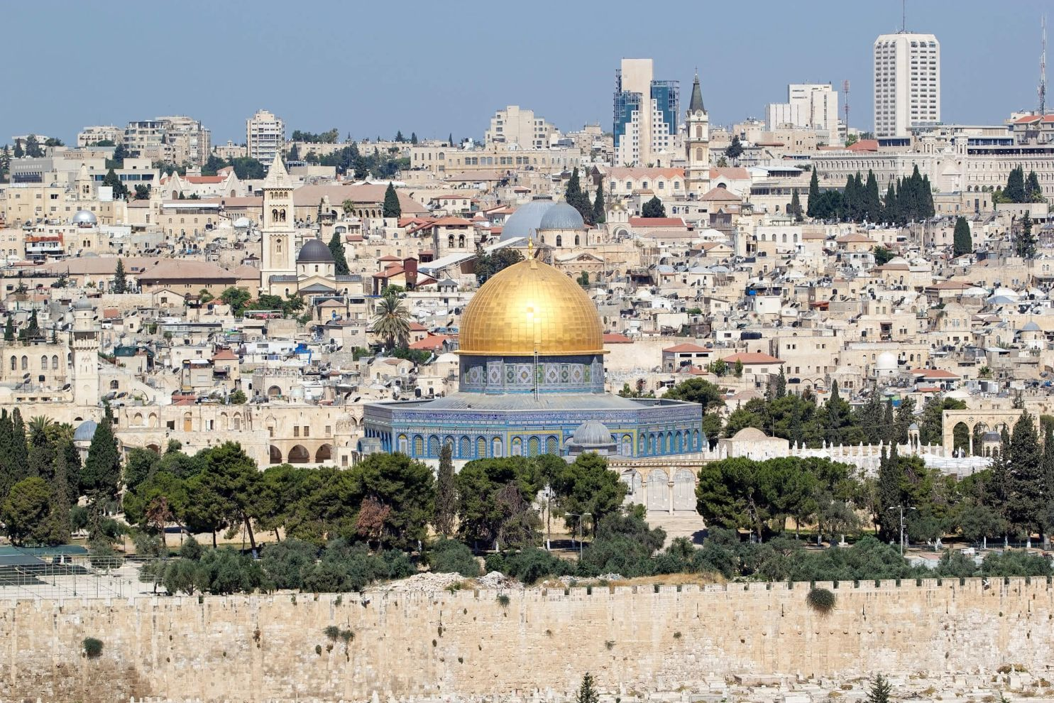 Jerusalem,Bethlehem and the Dead Sea Tour From Tel Aviv $65