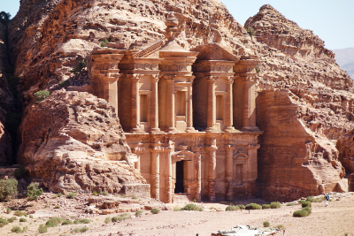 Petra, Wadi Rum and Highlights of Jordan - 3 Day Tour from Jerusalem Every Tuesday