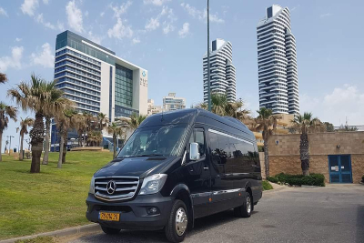 From Eilat: Shuttle To The Dead Sea and return $29