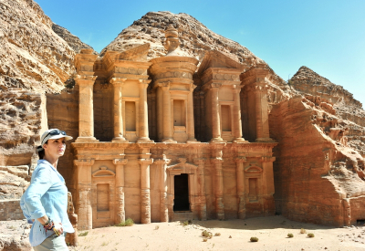From Aqaba: 1 day Petra Tour Only $139