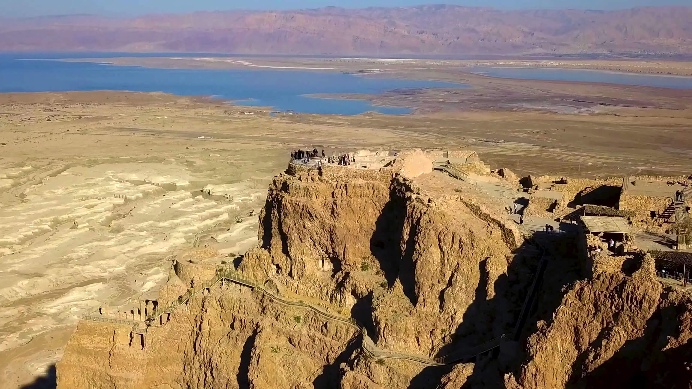 Masada,Ein Gedi And Dead Sea Tour from Jerusalem $65