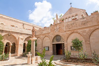 From Eilat: Day tour to Jerusalem, Bethlehem and Dead Sea $79