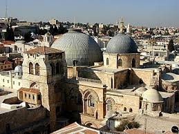 Jerusalem Old City & Church of the Holy Sepulchre