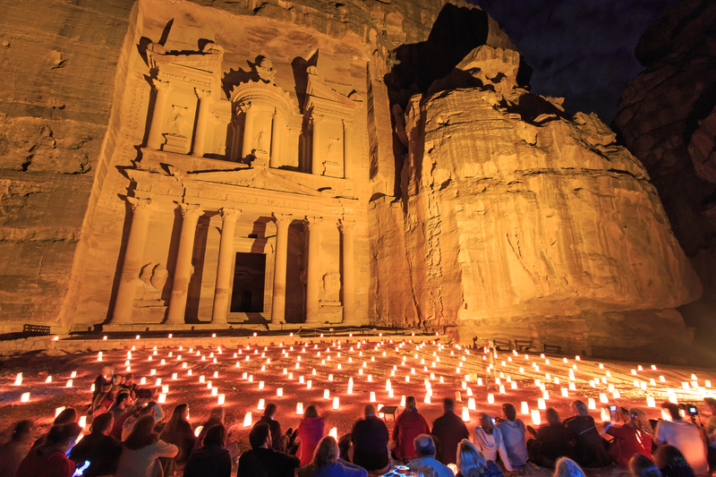 3 Day Petra And Wadi Rum With Petra By Night Show - From Tel Aviv and Jerusalem