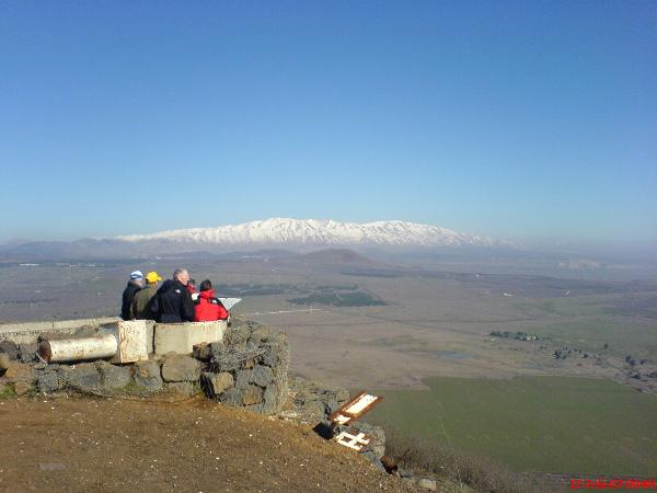 Golan Heights Day Tour