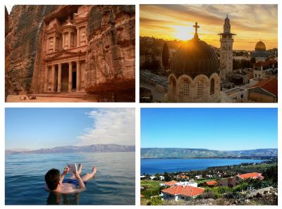 Israel and Jordan Tour Packages