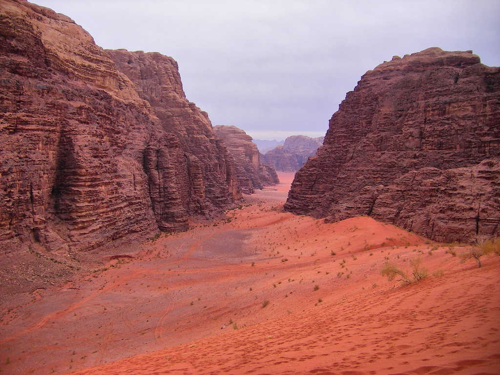 Petra And Wadi Rum 3 Day Tour From The Dead Sea