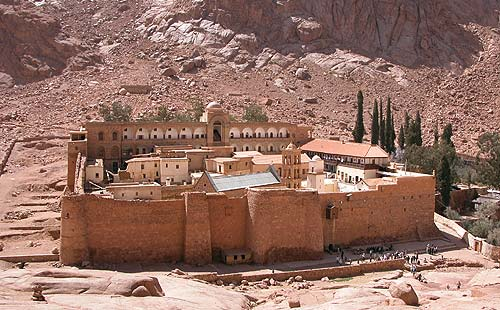 Tour to St Catherine monastery from Eilat (Sinai) Just $110